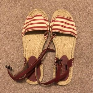 LOFT Espadrille Sandals - Brand New